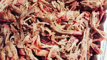 Pull pork fume - porc effiloche - Maitrefumeur.com