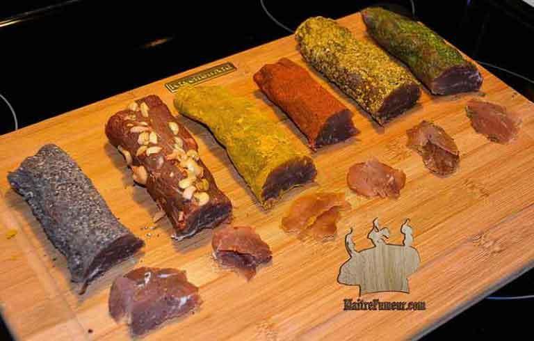 Extrêmement Fumoir - Recette de filet mignon de porc séché fumé (lomo  WT83