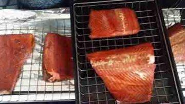 Saumon Fume à chaud avec épices Club House
